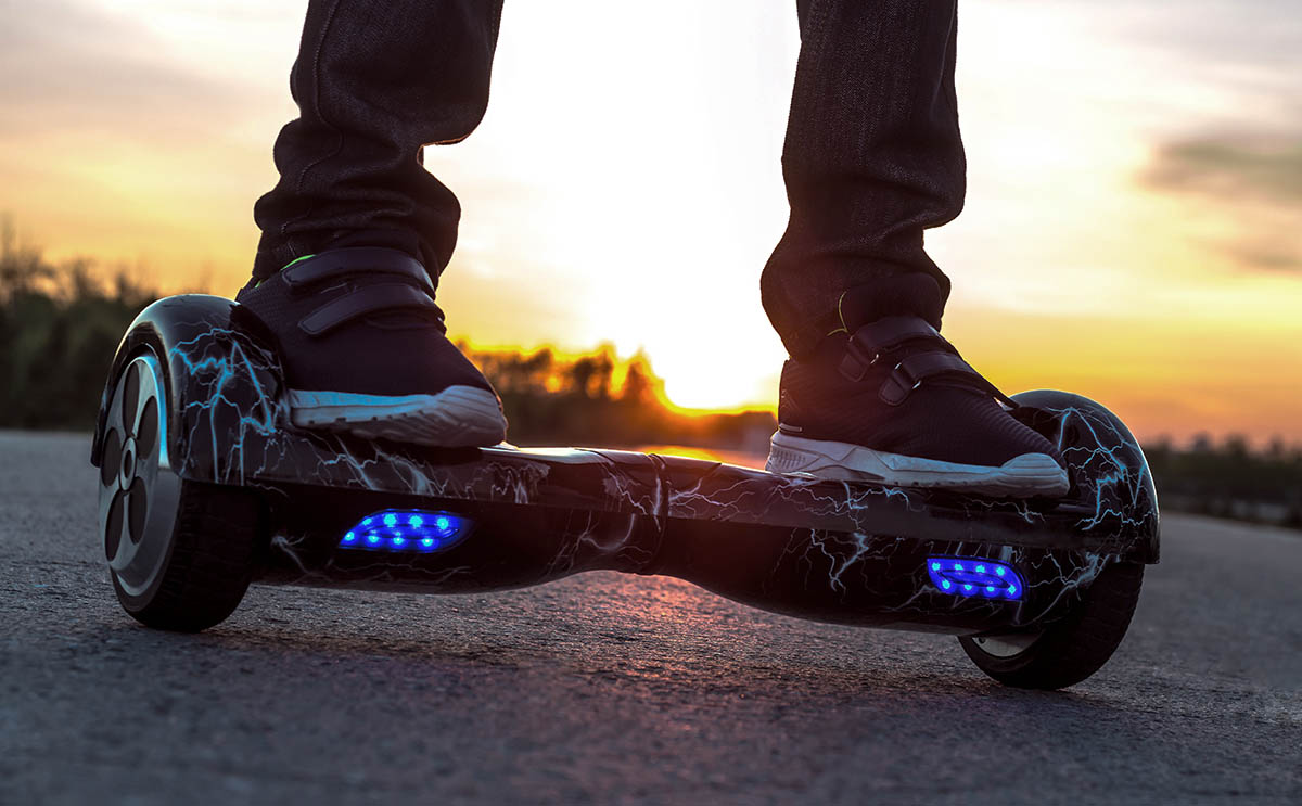 Buy a Hoverboard